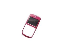 Přední kryt Nokia C3-00 Pink / růžový, Originál