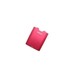 Zadní kryt Nokia C3-00 Pink / růžový, Originál