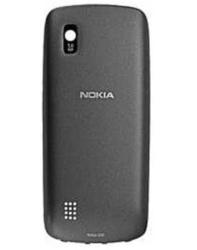 Zadní kryt Nokia Asha 300 Graphite / šedý, Originál