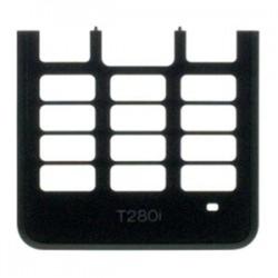 Kryt klávesnice Sony Ericsson T280i Black / černý, Originál