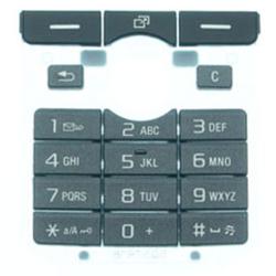 Klávesnice Sony Ericsson K750i Black / černá - SWAP, Originál