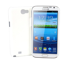Pouzdro Jekod Shield pro Samsung N7100 Galaxy Note II White / bí