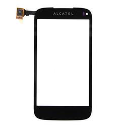 Dotyková deska Alcatel One Touch 997D Black / černá, Originál