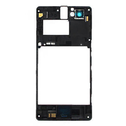 Střední kryt Sony Xperia M C1904, C1905 Black / černý, Originál