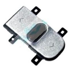 Zadní klávesnice LG G2, D802 White / bílá, Originál