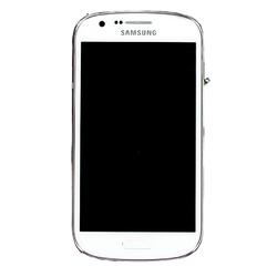 Přední kryt Samsung i8730 Galaxy Express White / bílý + LCD + do