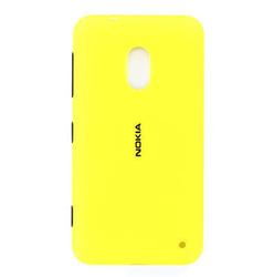 Zadní kryt Nokia Lumia 620 Yellow / žlutý, Originál