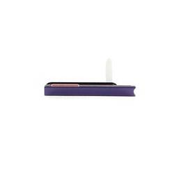 Krytka SIM Sony Xperia Z C6602, C6603 Purple / fialová, Originál