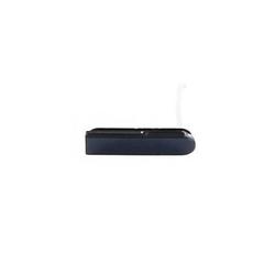 Krytka microUSB Sony Xperia Z C6602, C6603 Black / černá, Origin