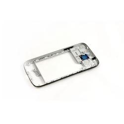 Střední kryt Samsung i9195 Galaxy S4 mini Black Edition / černý,