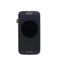 Přední kryt Samsung i9506 Galaxy S4 LTE Black / černý + LCD + do