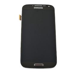 Přední kryt Samsung i9506 Galaxy S4 LTE Brown / hnědý + LCD + do