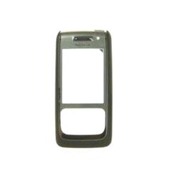 Přední kryt Nokia E65 Brown / hnědý., Originál