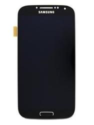 Přední kryt Samsung i9506 Galaxy S4 Black Edition / černý + LCD