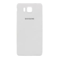Zadní kryt Samsung G850 Galaxy Alpha White / bílý, Originál