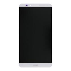LCD Huawei Ascend Mate 7 + dotyková deska White / bílá, Originál