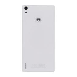Zadní kryt Huawei Ascend P7 White / bílý, Originál