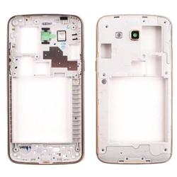 Střední kryt Samsung G7102 Galaxy Grand 2 Gold / zlatý, Originál
