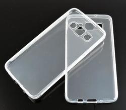 Pouzdro Jekod TPU. pro Samsung A700 Galaxy A7 White / bílé