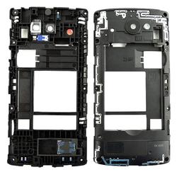 Střední kryt LG Leon LTE, H340N Black Gold / černozlatý, Originá