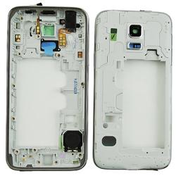 Střední kryt Samsung G800H Galaxy S5 mini Duos Black / černý, Or