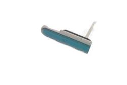 Krytka audio konektoru Sony D2403, Xperia M2 Aqua D2406 White /