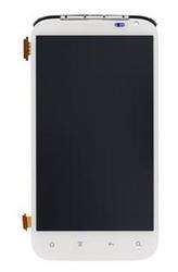 Přední kryt HTC Sensation XL White / bílý + LCD + dotyková deska