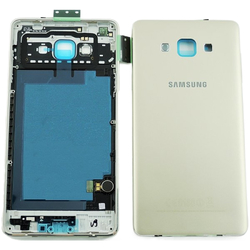 Zadní kryt Samsung A700 Galaxy A7 Gold / zlatý, Originál