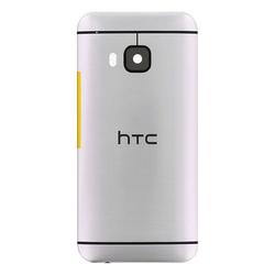 Zadní kryt HTC One M9 Silver / stříbrný, Originál
