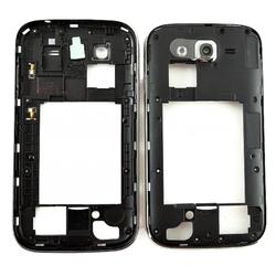 Střední kryt Samsung i9060 Galaxy Grand Neo Plus Duos Black / če