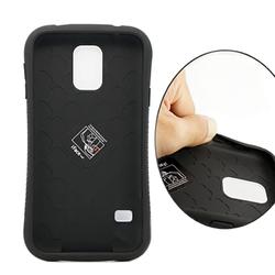 Pouzdro silikonové iFace Black / černé pro Huawei Honor 6