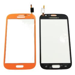 Dotyková deska Samsung i9060 Galaxy Grand Neo Orange / oranžová,