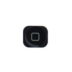 Krytka home button Apple iPhone 5 Black / černá