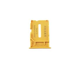 Držák SIM OnePlus One Bamboo / žlutý, Originál