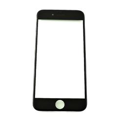 Přední kryt Apple iPhone 6 + servisní sklíčko Black / černé