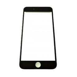 Přední kryt Apple iPhone 6 Plus + servisní sklíčko Black / černé