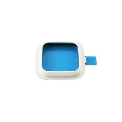Krytka kamery Samsung N915 Galaxy Note Edge White / bílá, Origin