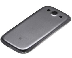 Zadní kryt Samsung i9300 Galaxy S3 Grey / šedý, Originál