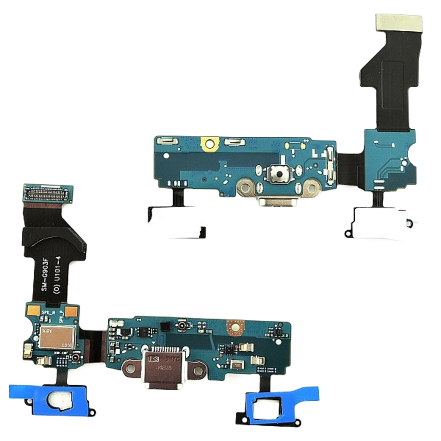 Oprava napájecího konektoru samsung