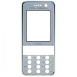 Přední kryt Sony Ericsson K660i White / bílý, Originál