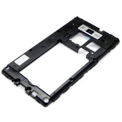 Střední kryt LG Optimus L7 II, P710 White / bílý, Originál