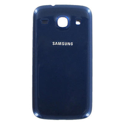 Zadní kryt Samsung i8262 Galaxy Core Duos Metallic Blue / modrý,