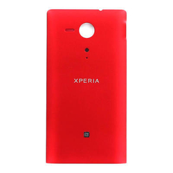 Zadní kryt Sony Xperia SP C5302, C5303, C5306 Red / červený, Ori