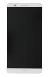 Přední kryt Huawei Ascend Mate 7 Black / černý + LCD + dotyková